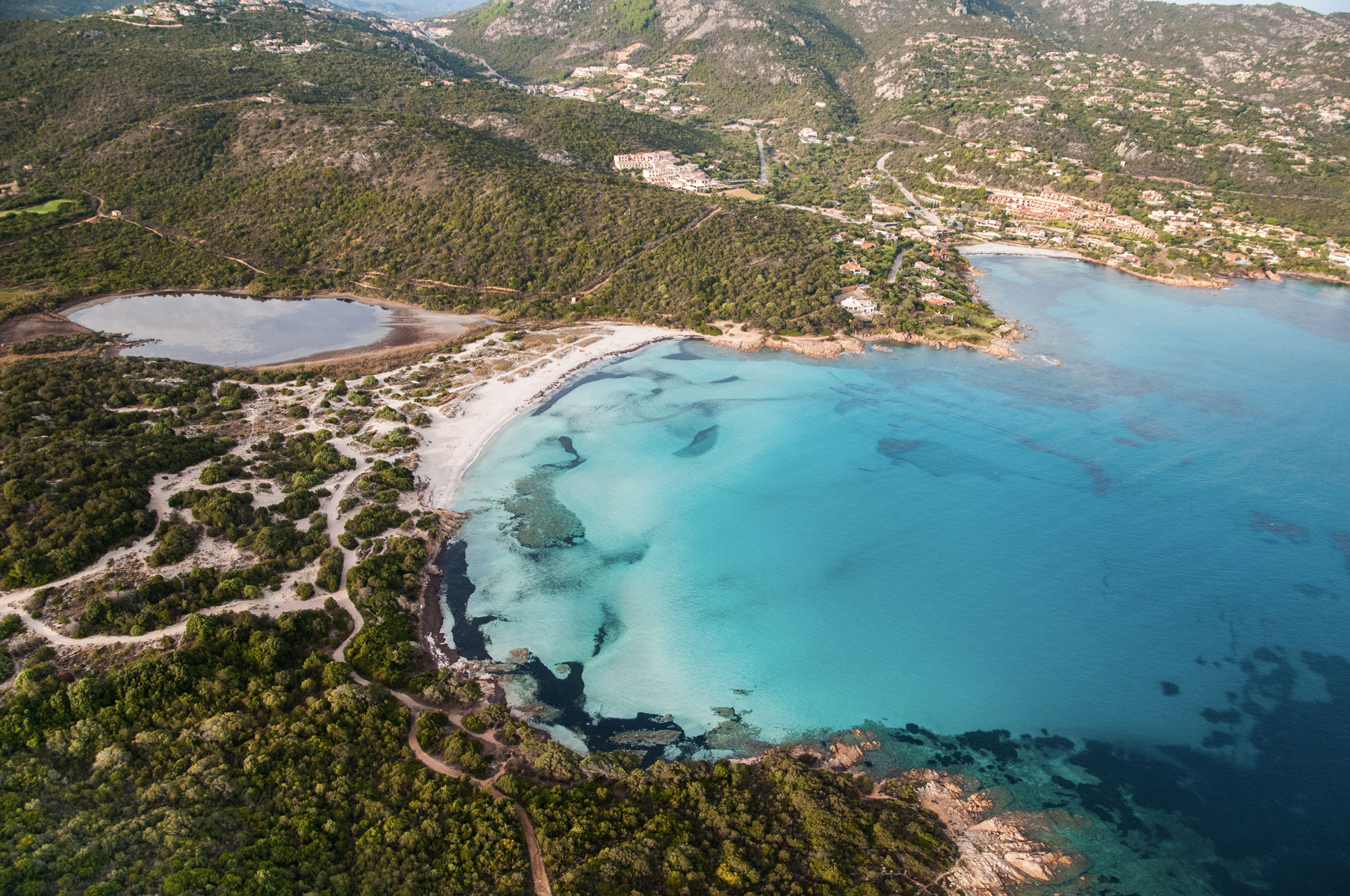 Grande Pevero, Costa Smeralda, Sardaigne