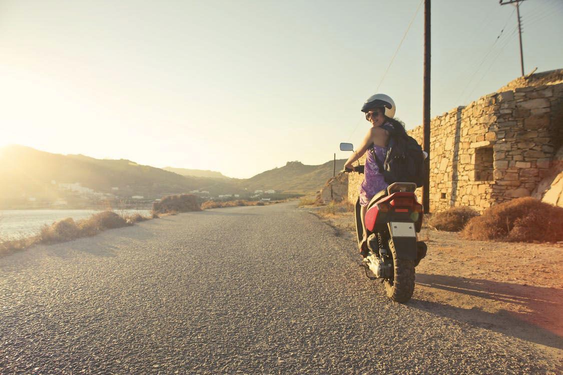 Itinerari in moto in Sardegna